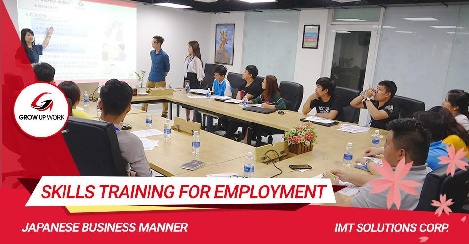 Workshop: Kỹ năng ứng xử trong doanh nghiệp Nhật
