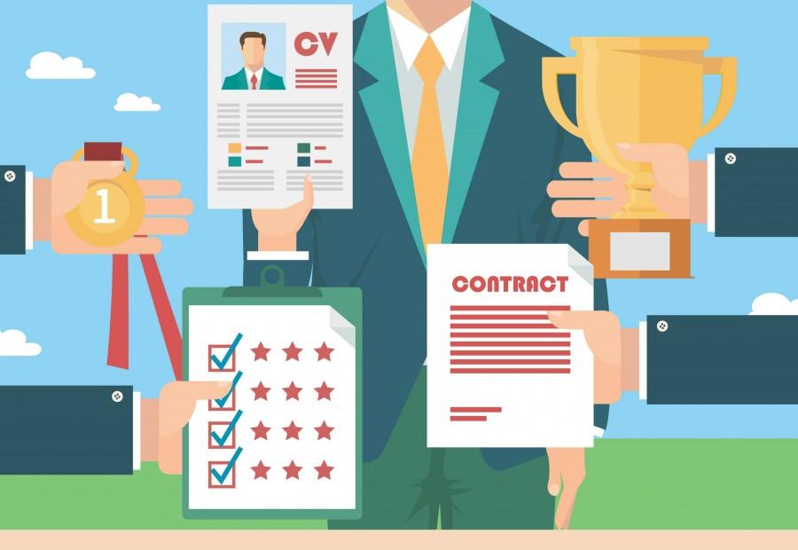 Bố cục CV xin việc đẹp và đúng chuẩn giúp tăng cơ hội trúng tuyển của bạn?