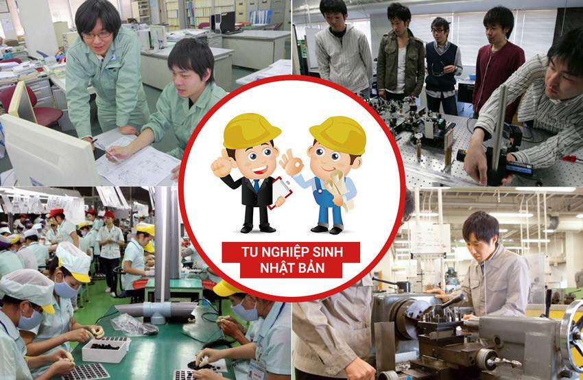 Tu nghiệp tại Nhật Bản là gì?