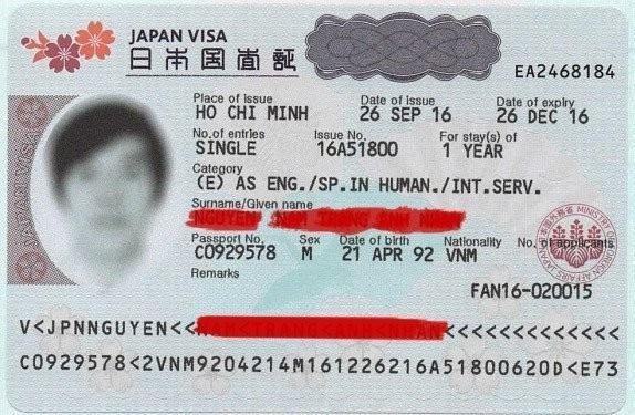 Visa kỹ sư đi Nhật