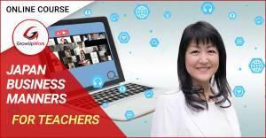Khóa học Online dành cho giảng viên: Japan Business Manners JBAA