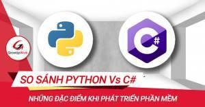 So sánh Python và C# trong một dự án phát triển Web