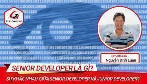EXPERT TALKS: Senior developer là gì? Sự khác nhau giữa Senior developer và Junior developer?