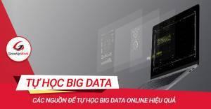 Các nguồn để tự học Big Data Online hiệu quả