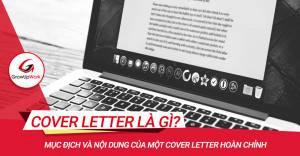 Cover Letter là gì