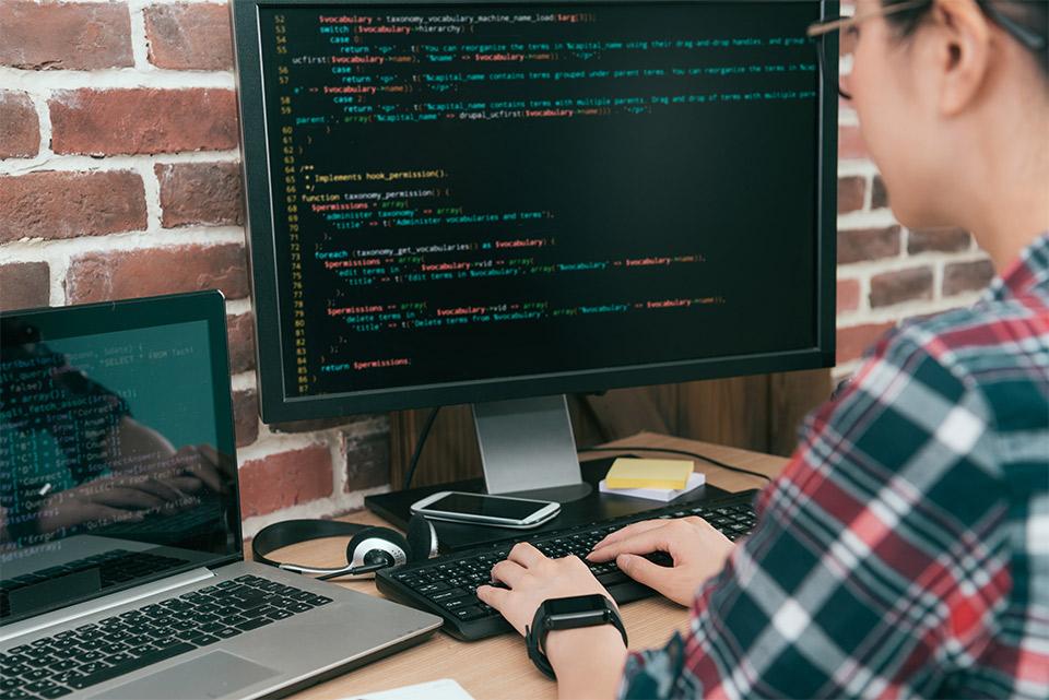 Lập trình viên / Nhà phát triển - Developer
