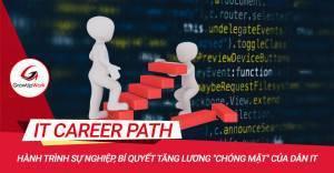 """Hành trình sự nghiệp, bí quyết tăng lương """"chóng mặt"""" của dân IT"""