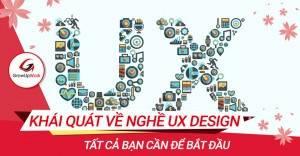 Khái quát về nghề UX Design - Tất cả bạn cần để bắt đầu