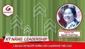 Làm sao để người hướng nội Leadership hiệu quả   EXPERT TALKS