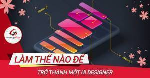 Làm thế nào để trở thành một UI Designer
