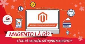 Magento là gì? Lí do vì sao nên sử dụng Magento?