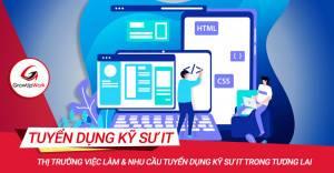 Nhu cầu tuyển dụng kỹ sư IT trong tương lai