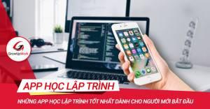 Những App học lập trình tốt nhất cho người mới bắt đầu
