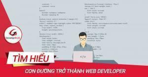 Những điều cần có để trở thành web developer