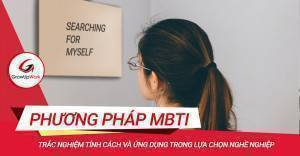 Phương pháp trắc nghiệm tính cách MBTI và ứng dụng trong lựa chọn nghề nghiệp