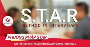 Trả lời câu hỏi phỏng vấn bằng phương pháp STAR