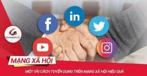 Tuyển dụng trên mạng xã hội hiệu quả