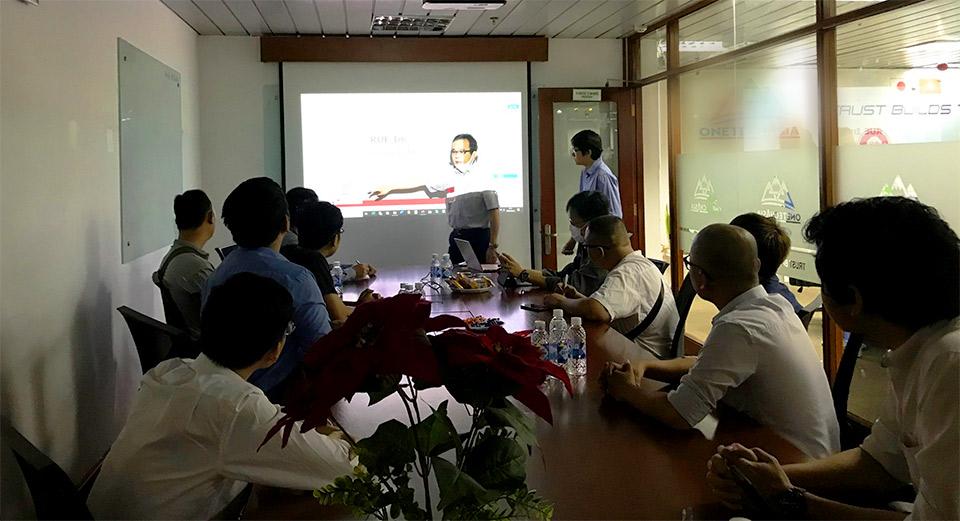 ベトナム駐在員事務所設立とバックオフィス運営支援