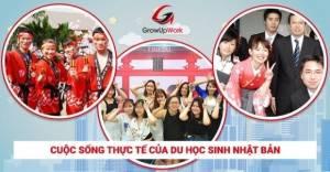 Cuộc sống thực tế của du học sinh Việt Nam tại Nhật Bản