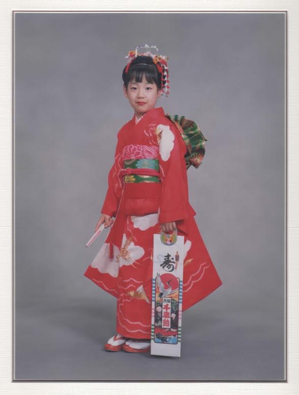 Ngày 15 tháng 11 __ Lễ hội Shichi-Go-San