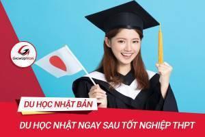 Du học Nhật ngay sau tốt nghiệp THPT. Tại sao không?