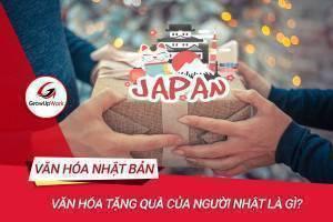 Khám phá văn hóa tặng quà của người Nhật