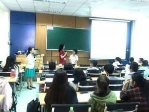 Hội thảo về Năng lực ứng xử trong doanh nghiệp Nhật Bản ở ĐH Ngoại Thương