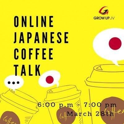 Online Japanese Coffee Talk